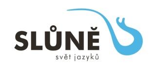 Logo Slůně - svět jazyků