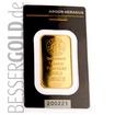 Zlatý slitek 1 oz (trojská unce) ARGOR-HERAEUS (Švýcarsko)