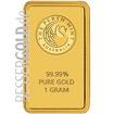 Zlat� slitek 1g PERTH MINT (Austr�lie)
