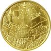 Zlatá mince 5000 Kč Kost 2016 Standard