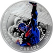 Stříbrná mince Superman Unchained #2 1 Oz 2015 Proof (.9999)