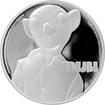 Stříbrná mince 1 NZD Spejbl 2016 Proof