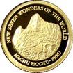 Zlatá mince Machu Picchu 0.5g Miniatura 2011 Proof