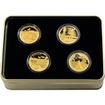 Sada čtyř zlatých mincí 2016 Válečný rok 1941 Proof