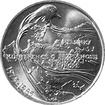 Stříbrná mince 100 Kčs Konference v Helsinkách 10. výročí 1985