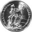 Stříbrná mince 100 Kčs Martin Benka 100. výročí narození 1988