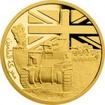 Zlatá mince Válečný rok 1942 - Bitva u El Alameinu 2017 Proof