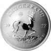 Stříbrná investiční mince 1 Oz Krugerrand 50. výročí 2017