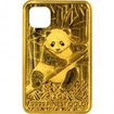 Zlatá mince Panda Jewelry Investment 2017 Proof