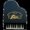 Sada stříbrných mincí Frédéric Chopin Výročí 2009 Proof Andorra