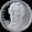 Stříbrná mince 500 Kč Karel Jaromír Erben 200. výročí narození 2011 Proof