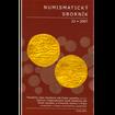 Numismatický sborník 22/2007
