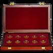 Sada Kulturní památky technického dědictví 10 zlatých mincí 2006 - 2010 Standard