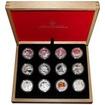 O Canada Sada stříbrných mincí 2013 Proof (.9999)