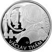 Stříbrná mince 500 Kč Václav Thám 250. výročí narození 2015 Proof