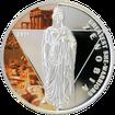 Stříbrná mince Zenobie 2011 Proof Togo