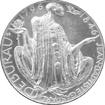 Stříbrná mince 200 Kč Jean Baptiste Gaspard Deburau 200. výročí narození 1996 Standard