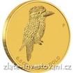 Investi�n� zlat� mince australsk� Kookaburra 2014