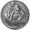 Alfons Mucha - 70 let úmrtí - 1 Oz stříbro patina