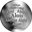 Česká jména - Alois - stříbrná medaile
