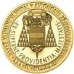 Povýšení pražského biskupství na arcibiskupství - 670 let - 1 Oz zlato