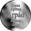 Slovenská jména - Arpád - stříbrná medaile
