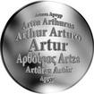 Česká jména - Artur - stříbrná medaile