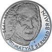 Matyáš Bernard Braun - 275. výročí úmrtí Ag proof