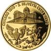 Čechoameričané - zlato 1/2 Oz b.k.