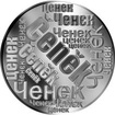 Česká jména - Čeněk - velká stříbrná medaile 1 Oz