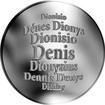 Česká jména - Denis - stříbrná medaile