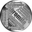 Česká jména - Dobromila - velká stříbrná medaile 1 Oz