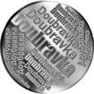 Česká jména - Doubravka - velká stříbrná medaile 1 Oz
