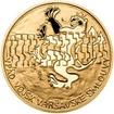 Sada zlatého dukátu a stříbrného odražku Vpád vojsk Varšavské smlouvy