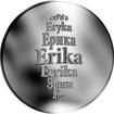 Česká jména - Erika - stříbrná medaile
