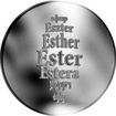 Česká jména - Ester - stříbrná medaile