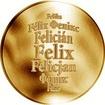 Česká jména - Felix - zlatá medaile