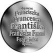 Česká jména - Františka - stříbrná medaile