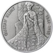 Gustav Klimt - stříbro patina