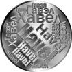 Česká jména - Havel - velká stříbrná medaile 1 Oz