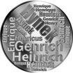 Česká jména - Hynek - velká stříbrná medaile 1 Oz