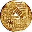 Česká jména - Hynek - velká zlatá medaile 1 Oz
