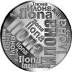 Česká jména - Ilona - velká stříbrná medaile 1 Oz