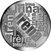 Česká jména - Irena - velká stříbrná medaile 1 Oz