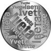 Česká jména - Iveta - velká stříbrná medaile 1 Oz