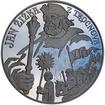 Jan Žižka z Trocnova - stříbro Proof