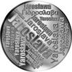 Česká jména - Jaroslava - velká stříbrná medaile 1 Oz