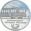 Jungfraujoch - 100. výročí zahájení provozu Ag proof