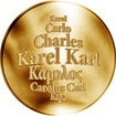 Česká jména - Karel - zlatá medaile