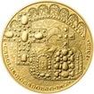 Karel IV. římský císař - 2 Oz zlato b.k.